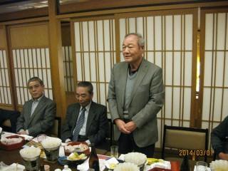 加藤副会長のご挨拶