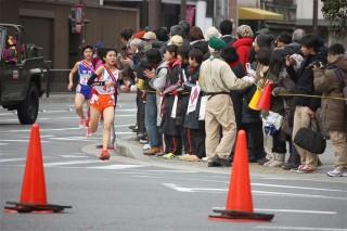 2区の中村祐希選手が12人抜きし(写真を写せず残念)