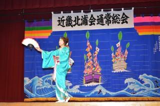 北浦会日本舞踊山口さん12